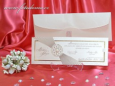 Svatební oznámení vzor 3294