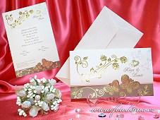 Svatební oznámení vzor 3297