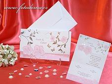 Svatební oznámení vzor 3314
