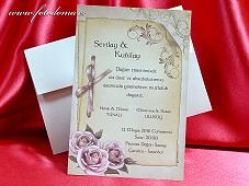 Svatební oznámení vzor 3350
