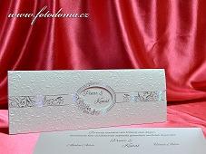 Svatební oznámení vzor 3372