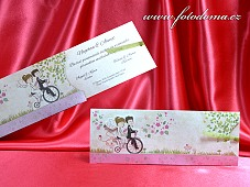 Svatební oznámení vzor 3377