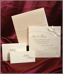 Svatební oznámení vzor 3584