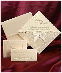 Svatební oznámení vzor 3587