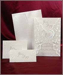 Svatební oznámení vzor 3594