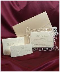 Svatební oznámení vzor 3596