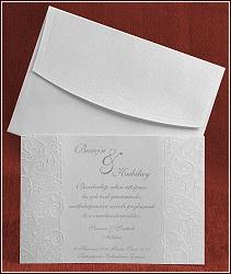 Svatební oznámení vzor 5287