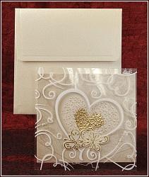 Svatební oznámení vzor 5305