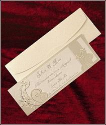 Svatební oznámení vzor 5308