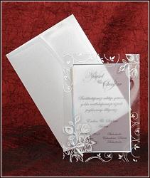 Svatební oznámení vzor 5313