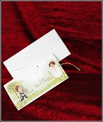 Svatební oznámení vzor 5322
