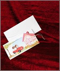 Svatební oznámení vzor 5323