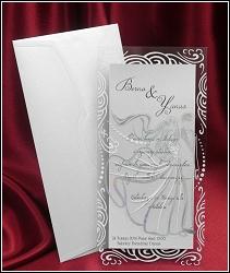 Svatební oznámení vzor 5353