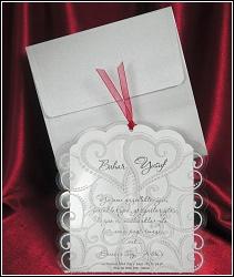 Svatební oznámení vzor 5354