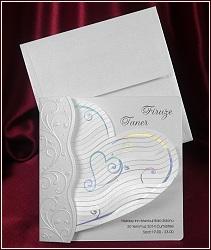 Svatební oznámení vzor 5357