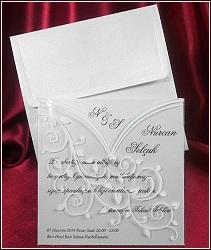 Svatební oznámení vzor 5359