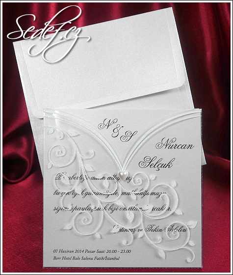 Svatební oznamení 5359