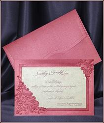 Svatební oznámení vzor 5394