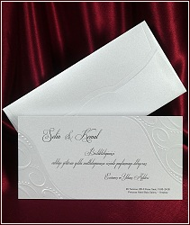 Svatební oznámení vzor 5395