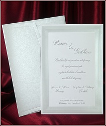 Svatební oznámení vzor 5396
