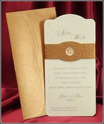 Svatební oznámení vzor 5399