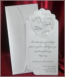 Svatební oznámení vzor 5403