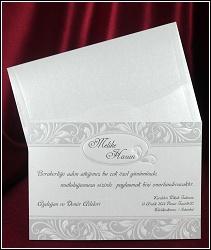 Svatební oznámení vzor 5405