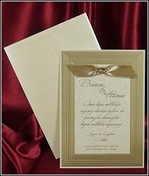 Svatební oznámení vzor 5406