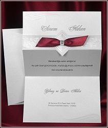 Svatební oznámení vzor 5409