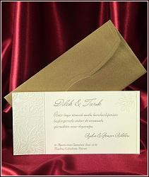 Svatební oznámení vzor 5410