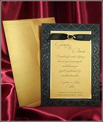 Svatební oznámení vzor 5413