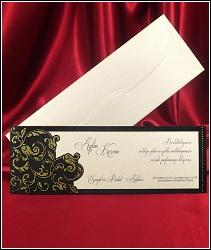 Svatební oznámení vzor 5439