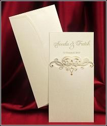 Svatební oznámení vzor 5443
